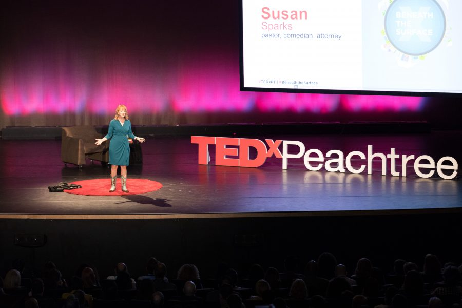 Susan Sparks | Preacher, Comedian, Author, Speaker