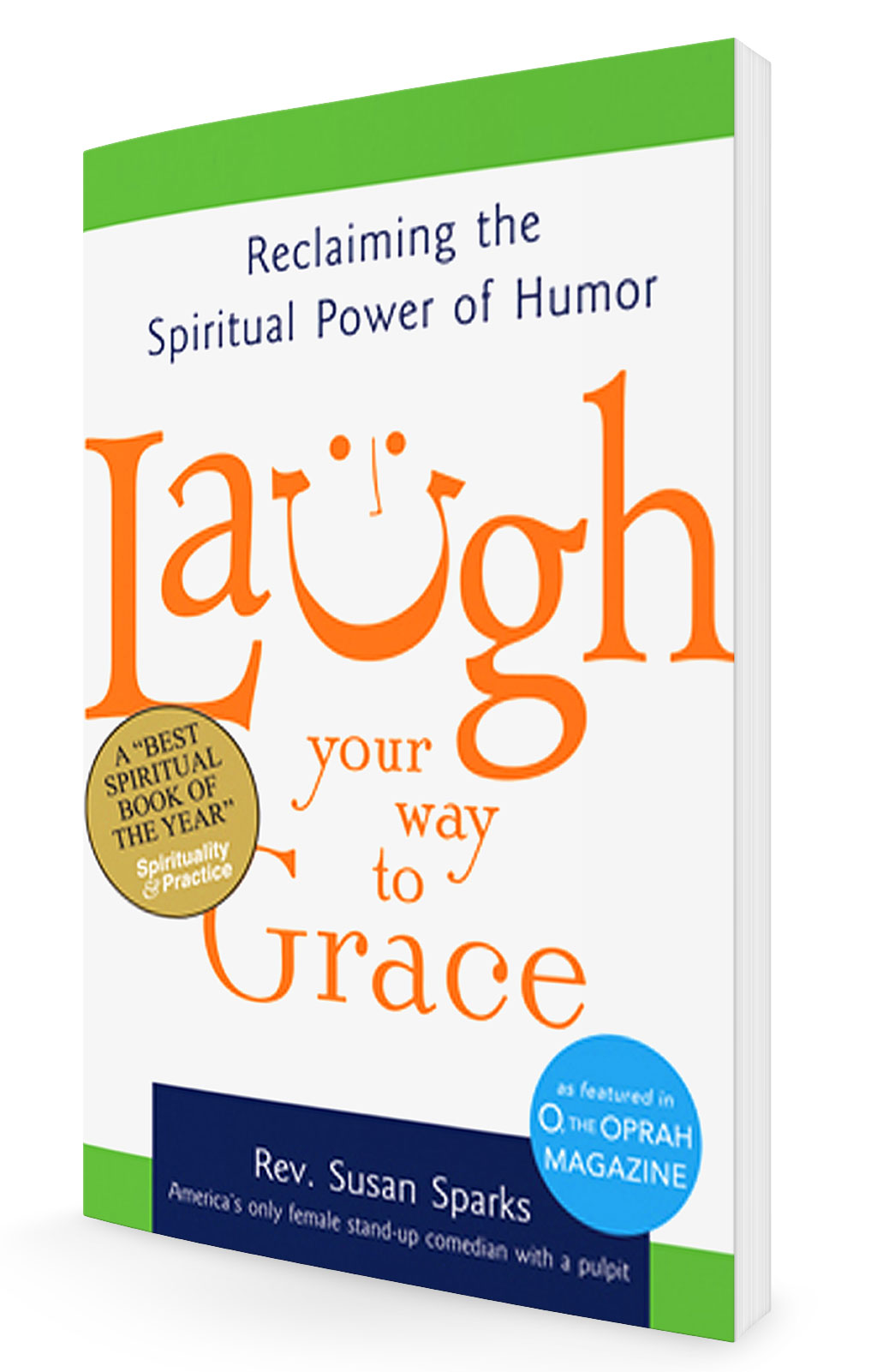 Susan Sparks Laugh Your way to Grace